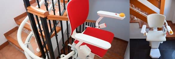 silla salvaescaleras elektra