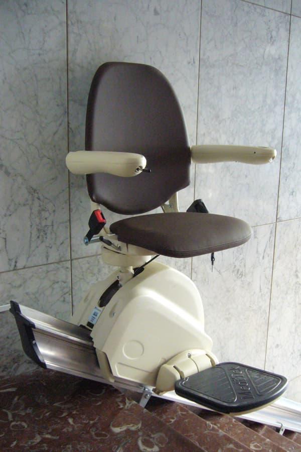 silla salvaescaleras resta artemis 13